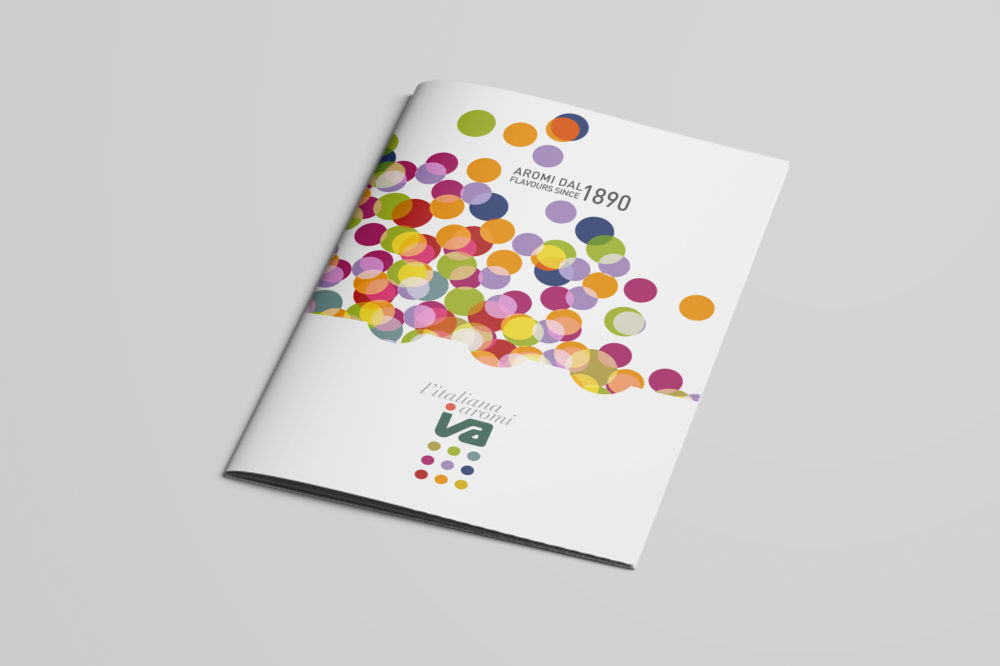 l'italiana aromi - brochure corporate