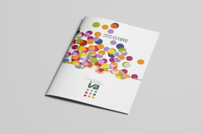 l'italiana aromi - brochure corporate