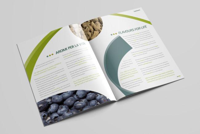 l'italiana aromi - brochure divisioni