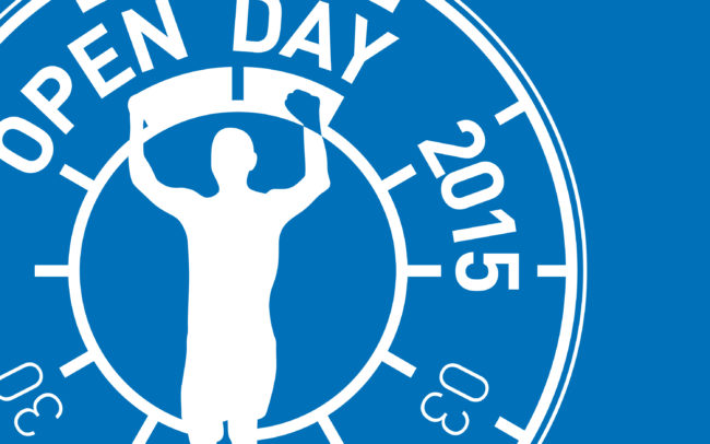 tuv rheinland - open day - logo